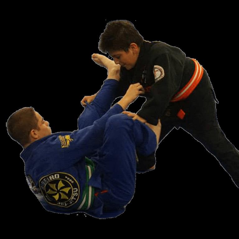 Team Tooke Jiu-jitsu students