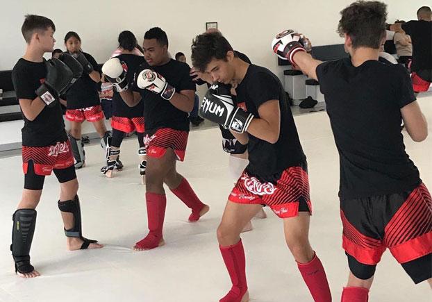 Team Tooke Cypress Mixed Martial Arts