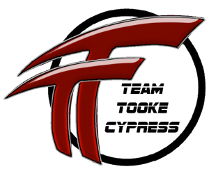 Team Tooke cypress logo